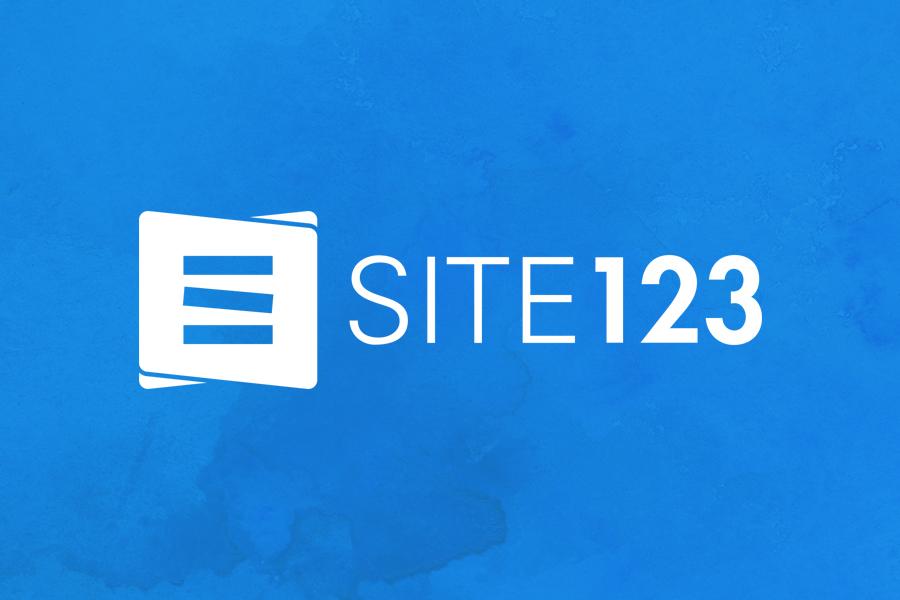 Come creare un sito o blog con site123