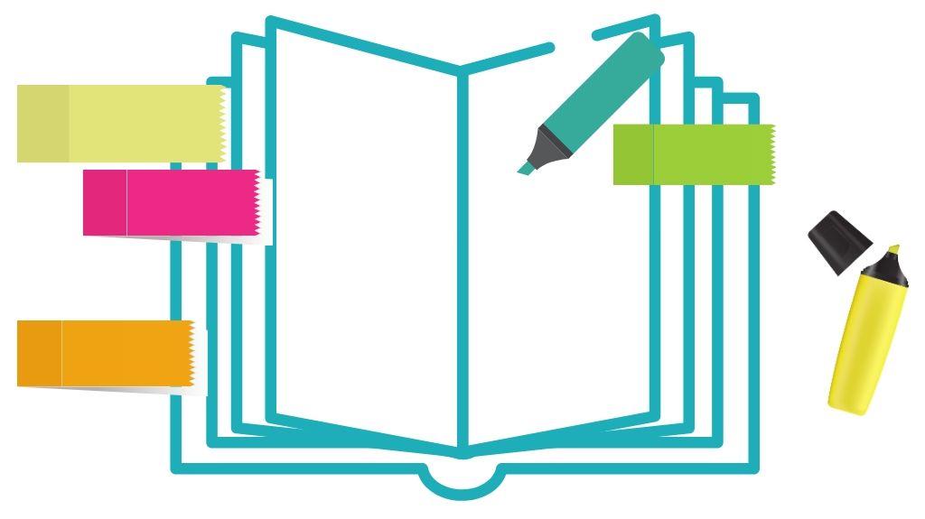 sottolineare-libro-per-studiare